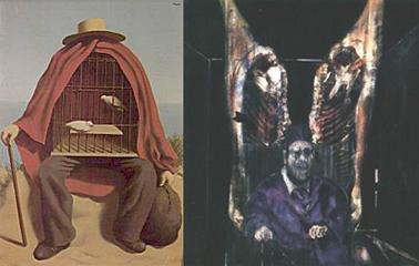 Magrittebacon